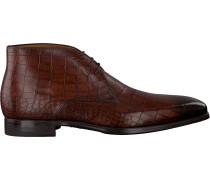 Braune Magnanni Business Schuhe 20105