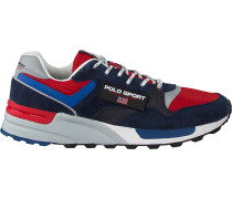 Blaue Polo Ralph Lauren Sneaker Trkstr