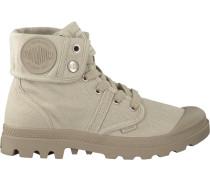 grey Palladium shoe Pallabrouse Baggy D