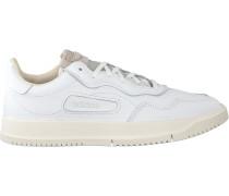 Weiße Adidas Sneaker Super Court Men