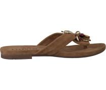 brown Lazamani shoe 75.573