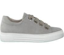 Graue Gabor Sneaker 464