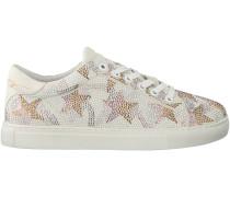 Weiße Lola Cruz Sneaker 207Z07Bk
