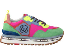 Mehrfarbige/bunte Liu Jo Sneaker Low Maxi Alexa