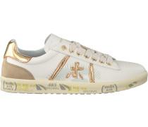 Weiße Premiata Sneaker Andyd