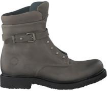Graue Ca'Shott Biker Boots 16047