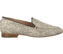 Weiße Maruti Loafer Bloom