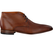 Cognacfarbene Van Lier Business Schuhe 1856403