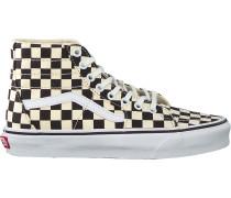 Schwarze Vans Sneaker High Ua Sk8-hi Tapered