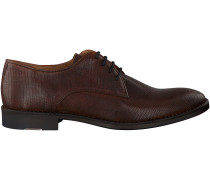 Cognac McGregor Business Schuhe Napoli