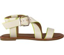 Weiße Inuovo Sandalen 423018