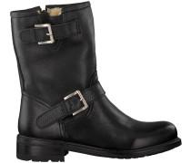 Schwarze Blackstone Ankle Boots Ql07