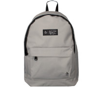 Graue Original Penguin Rucksack Homboldt Backpack