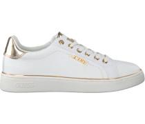 Weiße Guess Sneaker Beckie