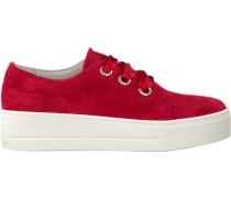 Rote Roberto d'Angelo Sneaker Leeds