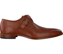 Braune Van Lier Business Schuhe 3486