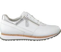 Weiße Gabor Sneaker 318