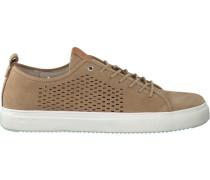 Beige Blackstone Sneaker Pm50