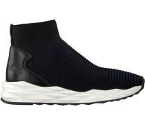 Schwarze Ash Sneaker Spot