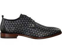 Graue Rehab Business Schuhe Greg 3D