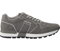 grey Bjorn Borg shoe LOW SNP