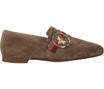 Schwarze Paul Green Loafer 2472