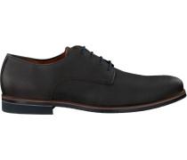 Graue Van Lier Business Schuhe 1915611