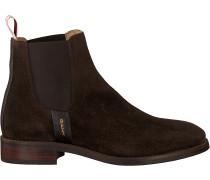 Braune Gant Chelsea Boots Fay Chelsea