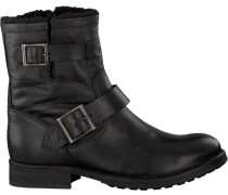 Schwarze Omoda Biker Boots 25606