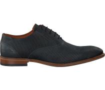 Blaue Van Lier Business Schuhe 1919110