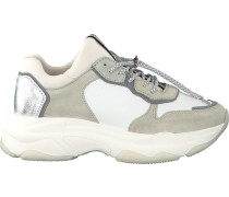 Weiße Bronx Sneaker 66167