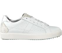 Weiße Maripe Sneaker 26372