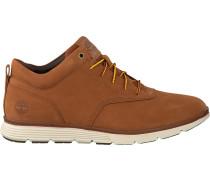 Cognacfarbene Sneaker Killington Half CAB