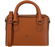 Cognacfarbene Handtasche 211010009