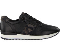 Schwarze Gabor Sneaker 420