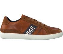 Cognacfarbene PME Sneaker Hanson