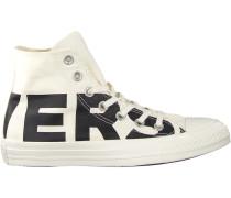white Converse shoe Converse Chuck Taylor 159533C
