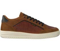 Cognacfarbene PME Sneaker Atlanta