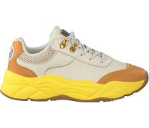 Gelbe Scotch & Soda Sneaker Celest