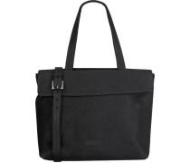 Schwarze Shabbies Handtasche 213020002