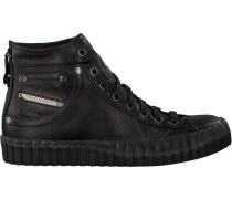 Schwarze Diesel Sneaker S-Exposure CMC W