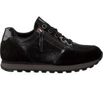 Schwarze Gabor Sneaker 335