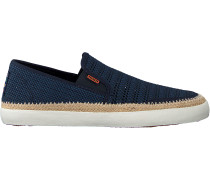 Blaue Scotch & Soda Slip-on Sneaker Izomi