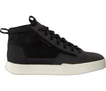 Schwarze G-Star Raw Sneaker Rackam Core