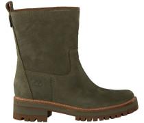 Grüne Timberland Ankle Boots Courmayeur Valley MI