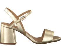 gold Bronx shoe Jagger
