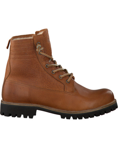 Cognacfarbene Blackstone Ankle Boots Il62