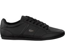 Schwarze Lacoste Sneaker Chaymon BL