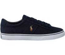 Blaue Polo Ralph Lauren Sneaker Sayer Sneakers Vulc
