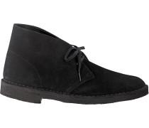 Schwarze Clarks Ankle Boots Desert Boot Heren